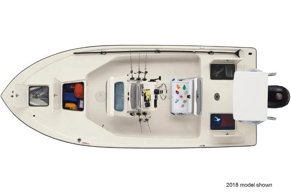 2019 Mako boat for sale, model of the boat is 18 LTS & Image # 4 of 9