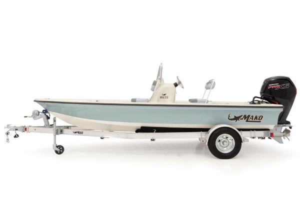 2019 Mako boat for sale, model of the boat is 18 LTS & Image # 17 of 52