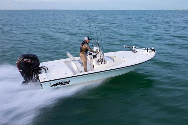2019 Mako boat for sale, model of the boat is 18 LTS & Image # 40 of 156