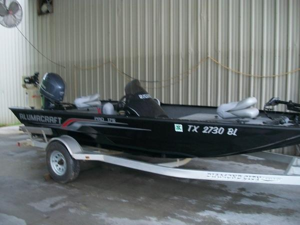 2011 Alumacraft boat for sale, model of the boat is PT175 & Image # 7 of 11