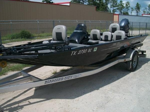 2011 ALUMACRAFT PT175 for sale
