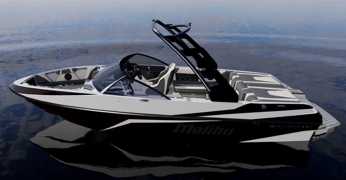 2018 Malibu Wakesetter 21 VLX