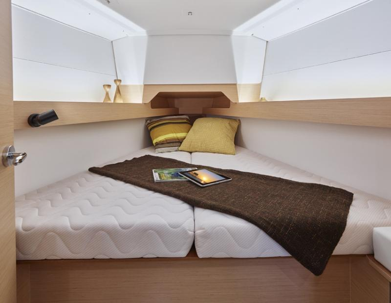 Owner's berth