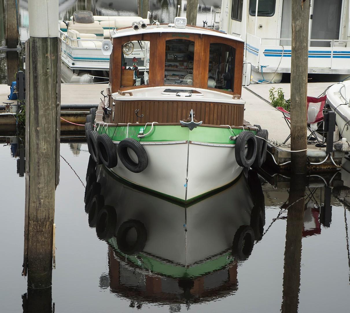 Custom Tug - Photo: #2
