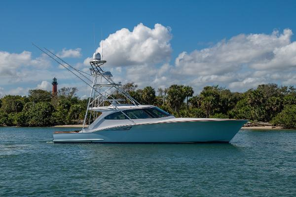 2018 54' French Yachts Custom Express Sportfish