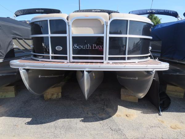 2015 SOUTH BAY 524 E TT for sale