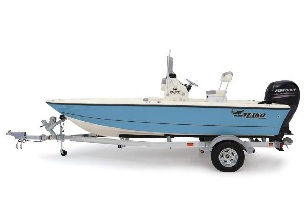 2019 Mako boat for sale, model of the boat is 19 CPX & Image # 37 of 122