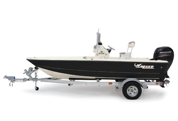 2019 Mako boat for sale, model of the boat is 19 CPX & Image # 39 of 122