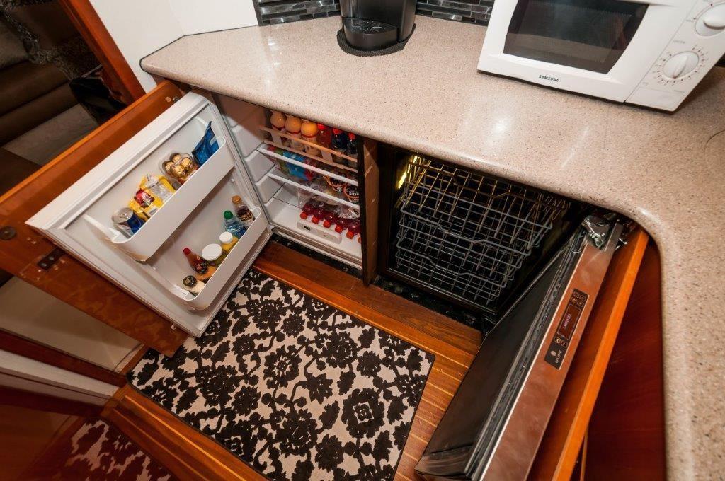 Galley Refrigerator/Freezer