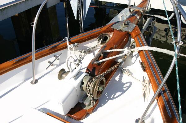Anchor Windlass.