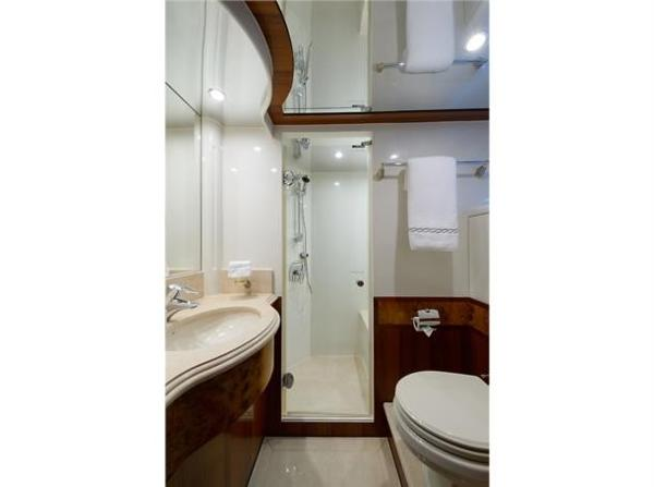 Starboard Stateroom Head