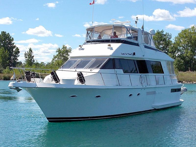 1991 Viking 57 Motor Yacht For Sale
