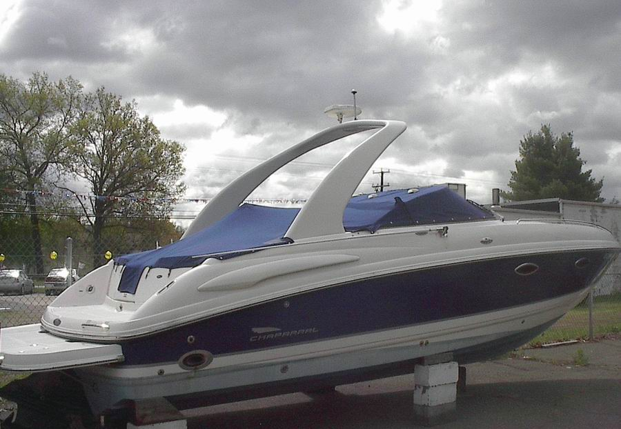 2004 Chaparral 265 SSi For Sale