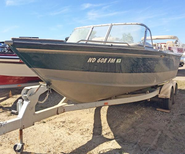 Used Lund Boats For Sale In North Dakota - Page 1 of 1