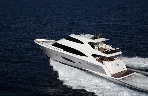 2018 93' Viking Motor Yacht (93-801)