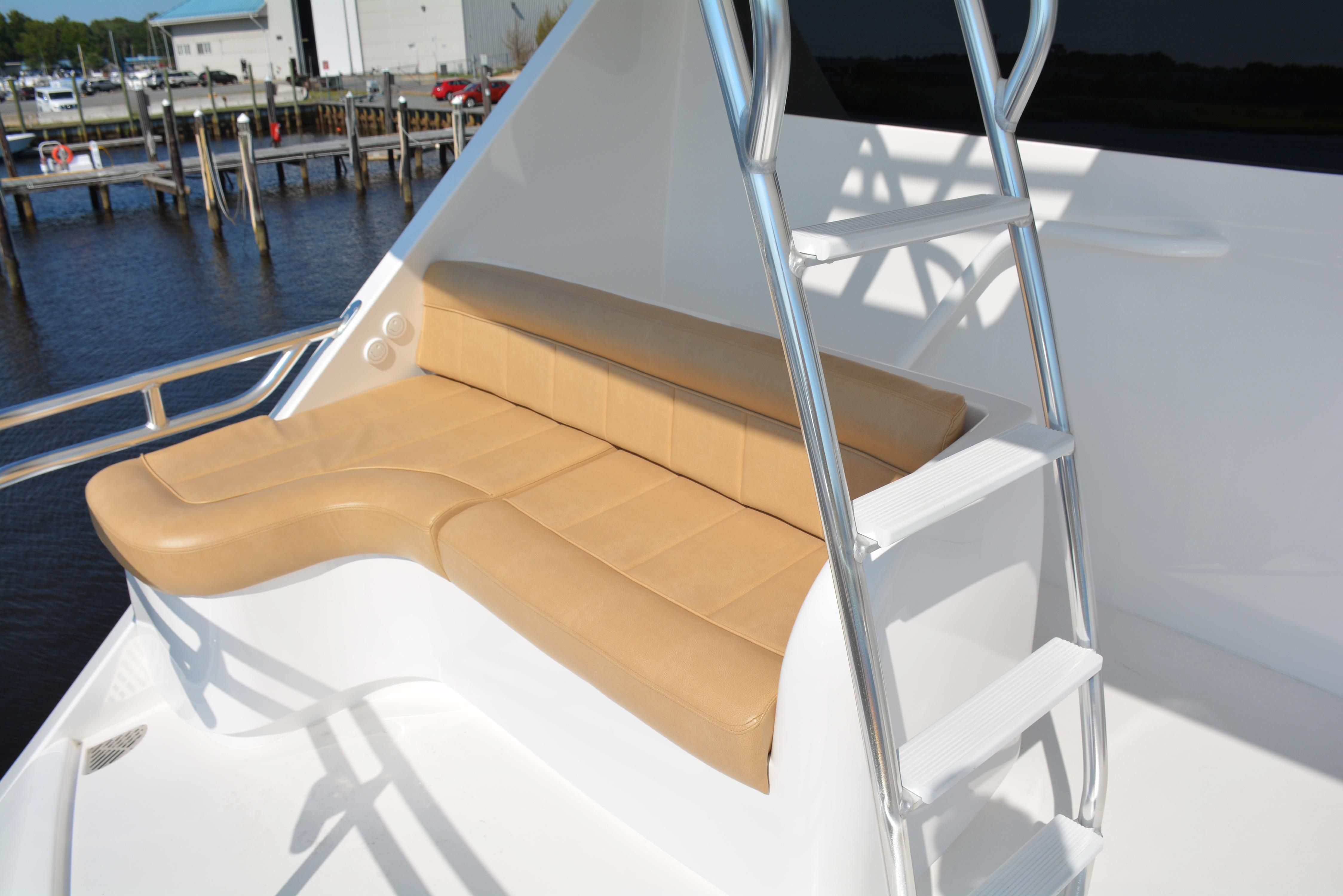 Aft Bridge Seating