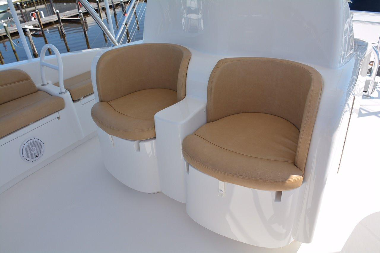 Skybridge Seating