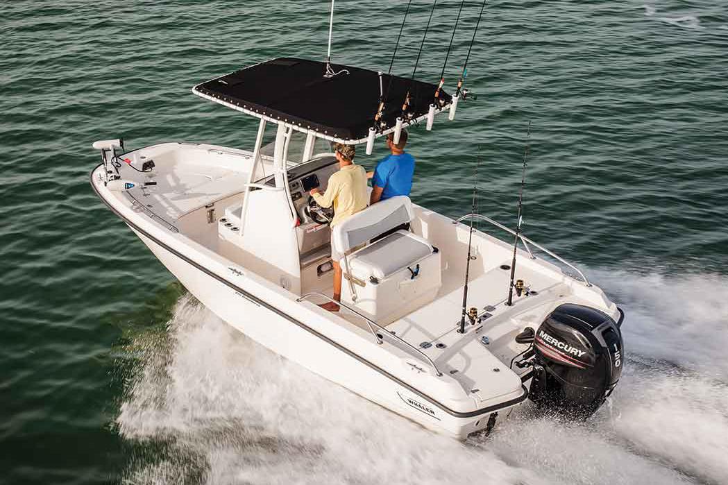 Boston Whaler210 Dauntless