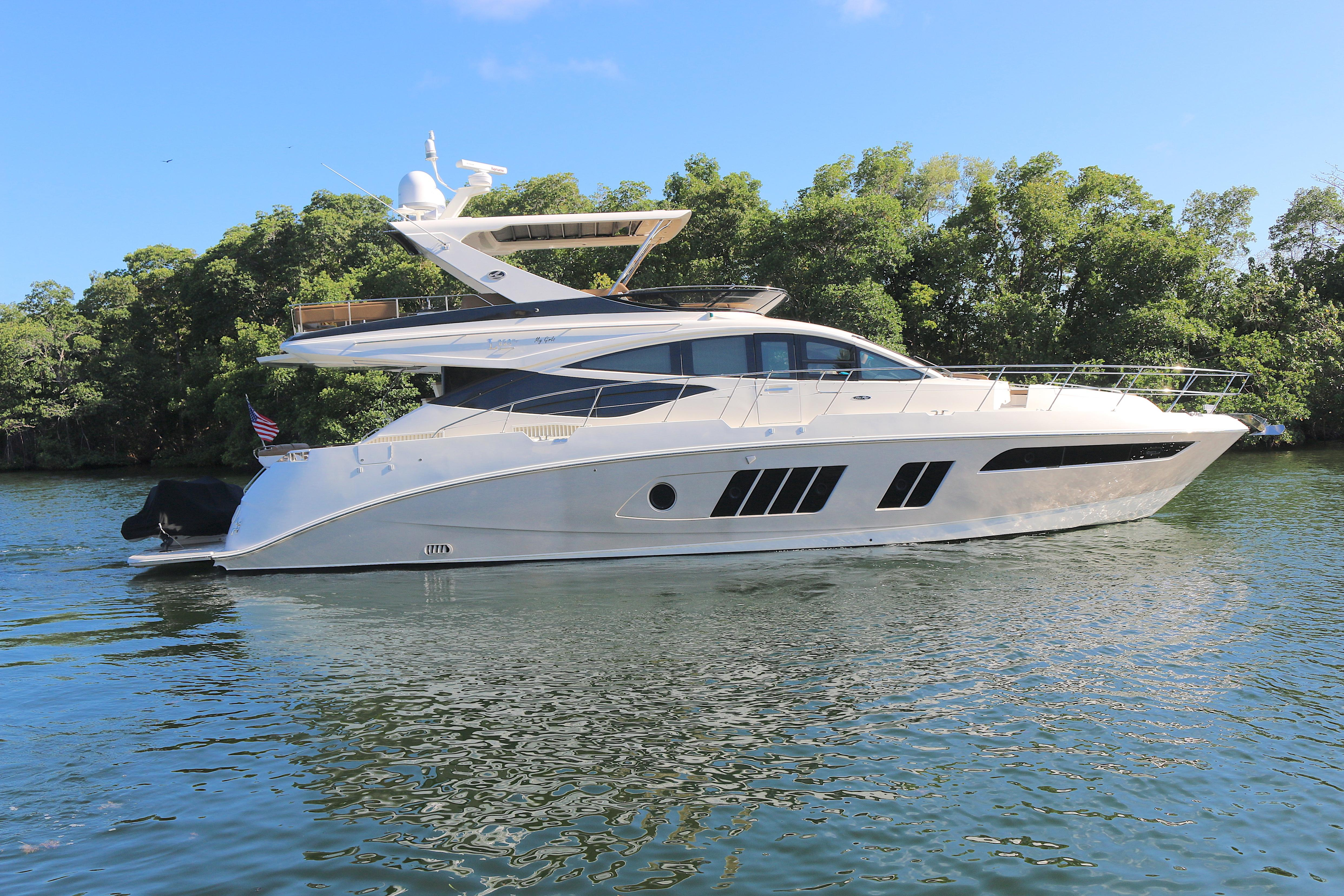 Sea Ray Yachts for Sale | Used Sea Ray Boats MLS Sundancer