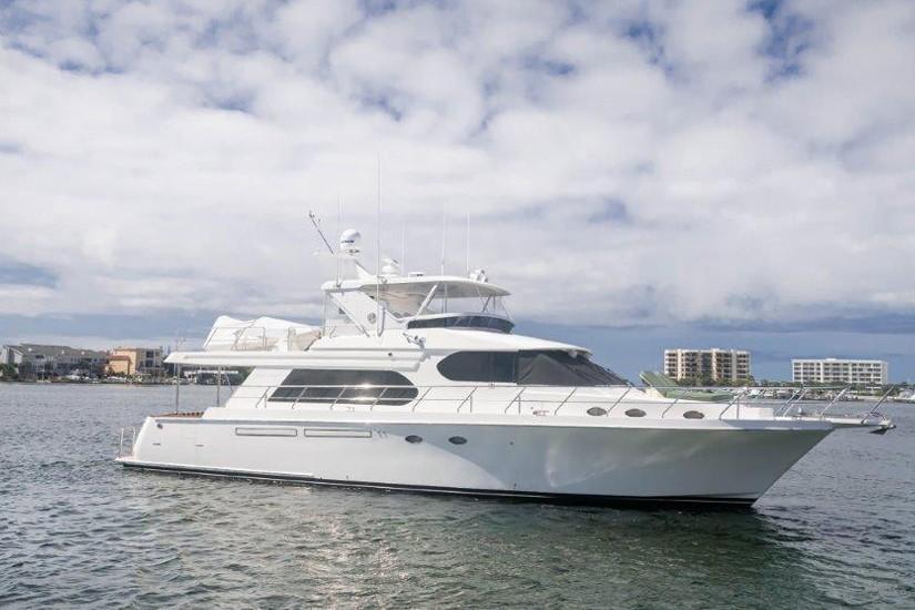 2009 64 Ocean Alexander PH