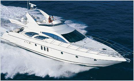 Manufacturer Provided Image: Azimut 62