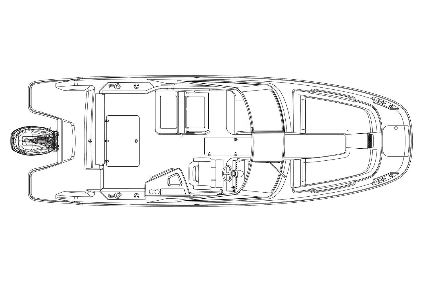 Boston Whaler230 Vantage