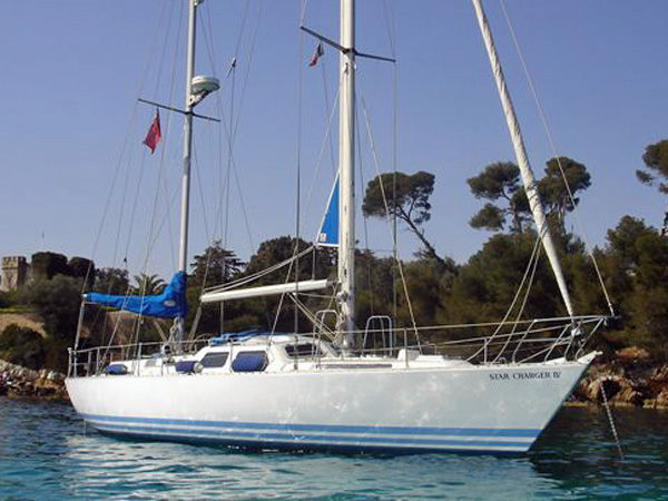Oyster 435 boat for sale