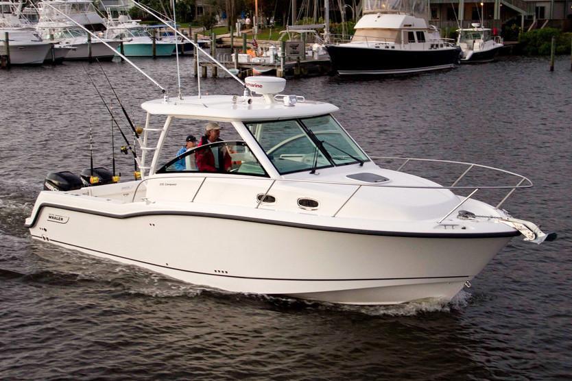 Boston Whaler315 Conquest