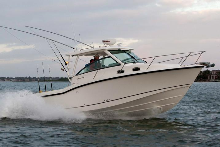 315 Boston Whaler Conquest 2017