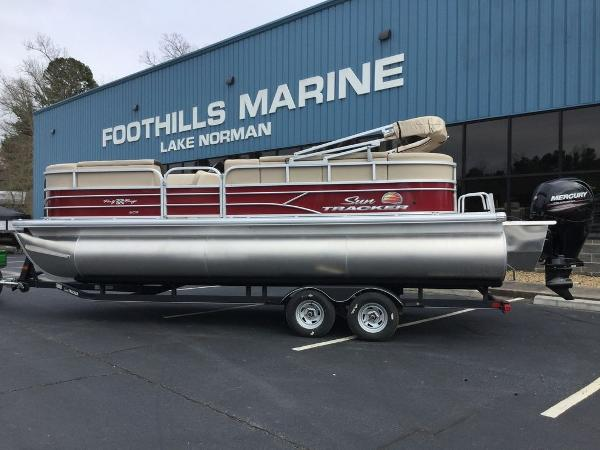 2018 SUN TRACKER PARTY BARGE® 22 XP3 for sale