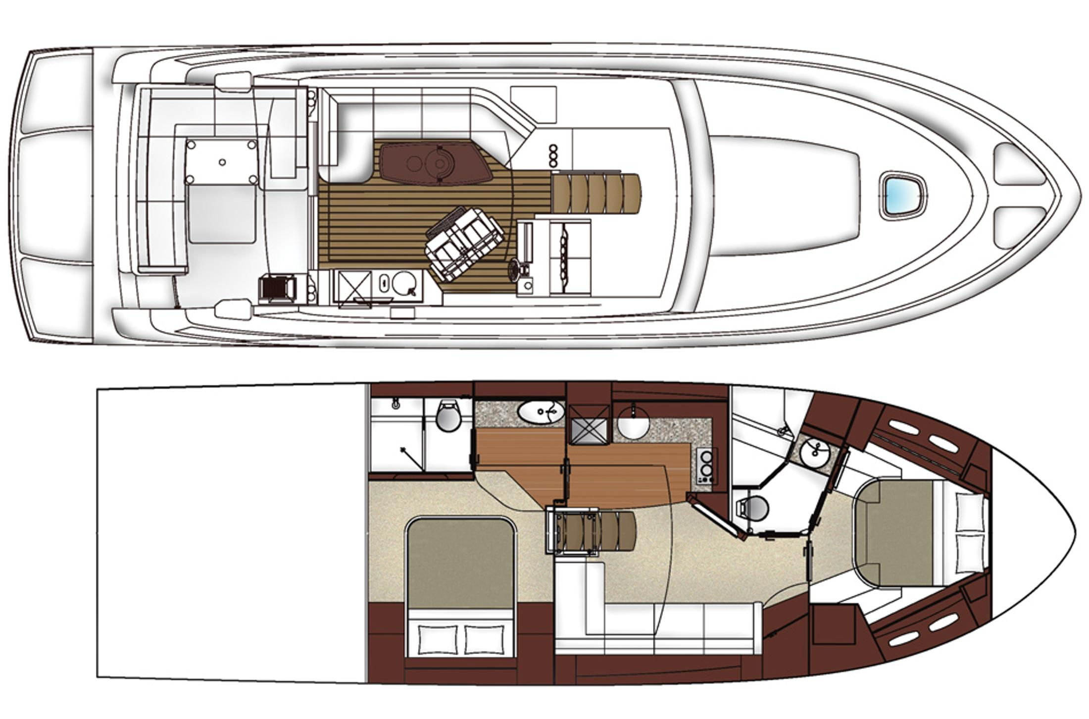 2015 Sea Ray 510 Sundancer