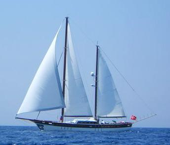 2005 COBAN DENIZCILIK KETCH