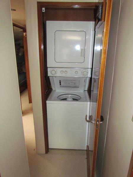 Companionway Washer Dryer