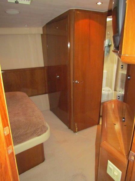 Master Stateroom Full Cedar Closet