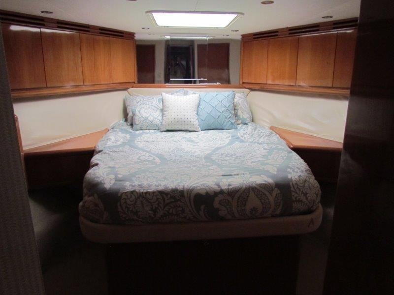VIP Stateroom Forward View