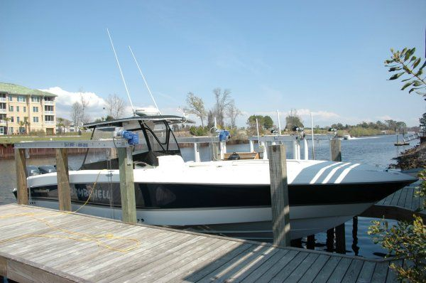 35' Wellcraft 35 Scarab Sport