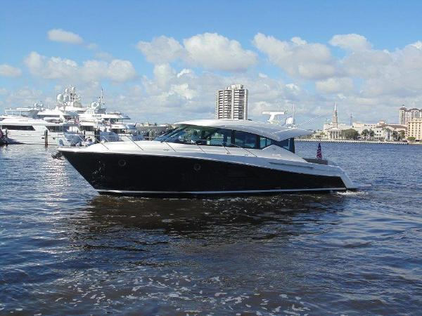 2014 50' Tiara 50 ' Express Cruiser