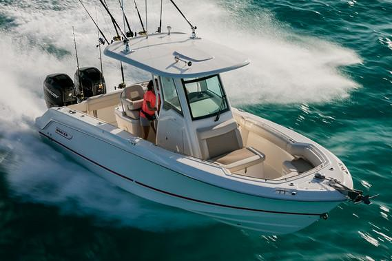 2018 Boston Whaler 250 Outrage