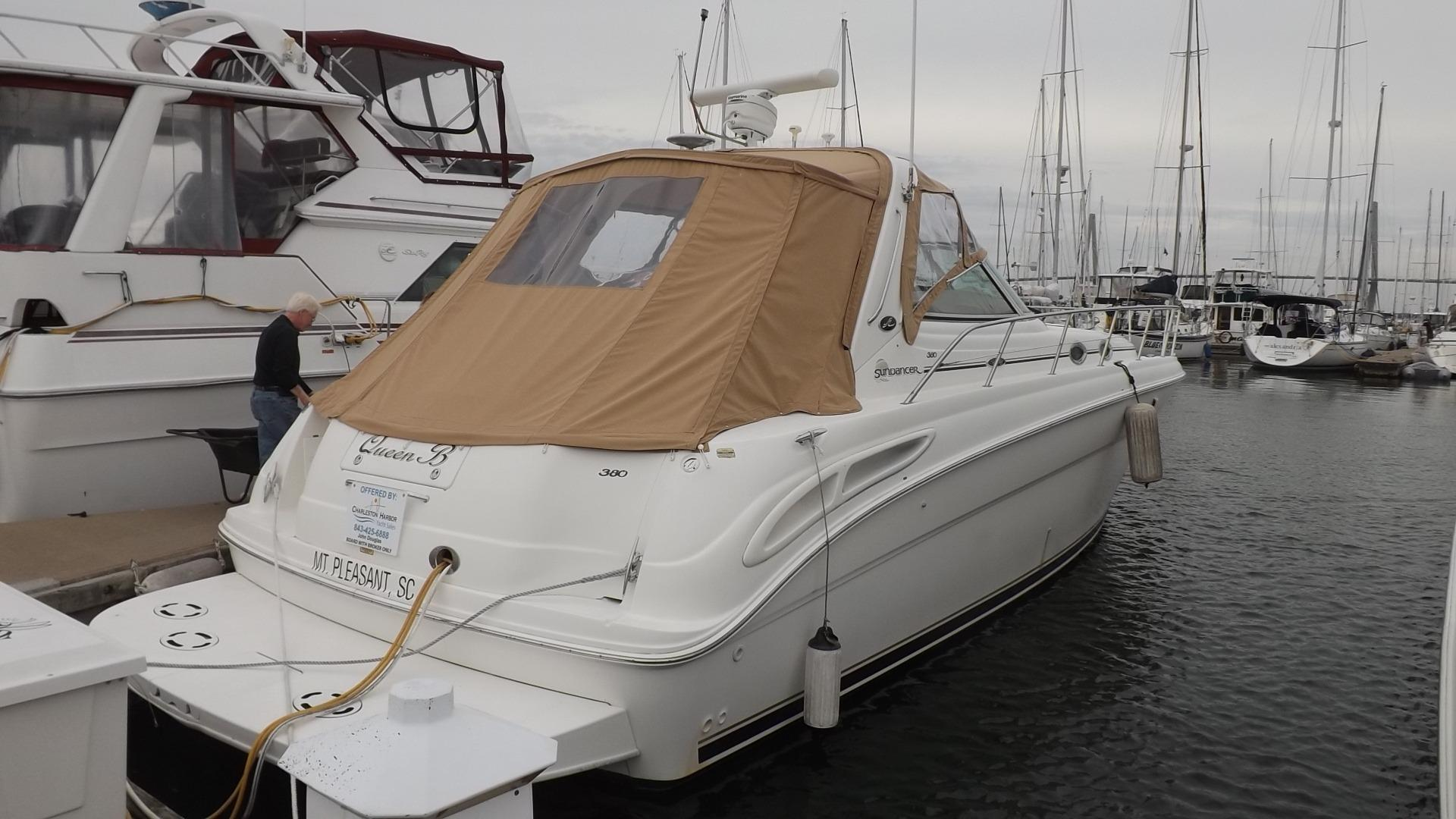 2003 Sea Ray 38 Sundancer
