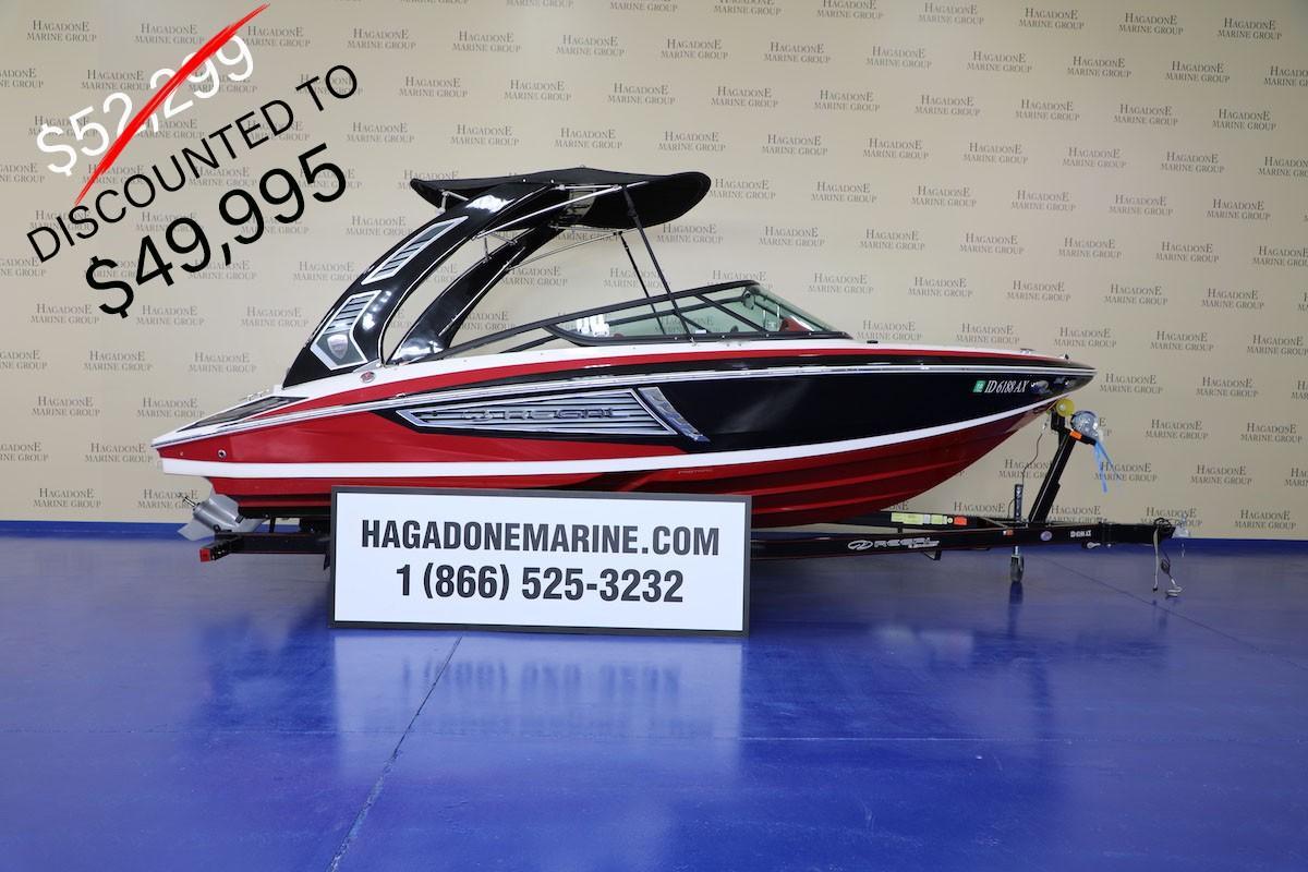 2016 Regal 2100 RX Bowrider