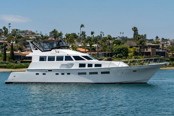 Picture Of:  74' Bertram Cockpit Motor Yacht 1971Yacht For Sale | 1 of 77