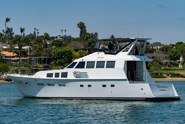 Picture Of:  74' Bertram Cockpit Motor Yacht 1971Yacht For Sale | 2 of 77