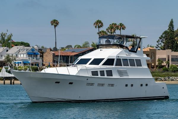 Picture Of:  74' Bertram Cockpit Motor Yacht 1971Yacht For Sale | 3 of 77