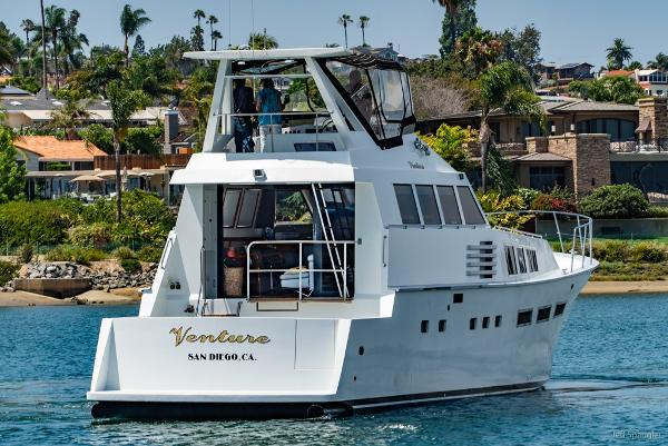 Picture Of:  74' Bertram Cockpit Motor Yacht 1971Yacht For Sale | 4 of 77