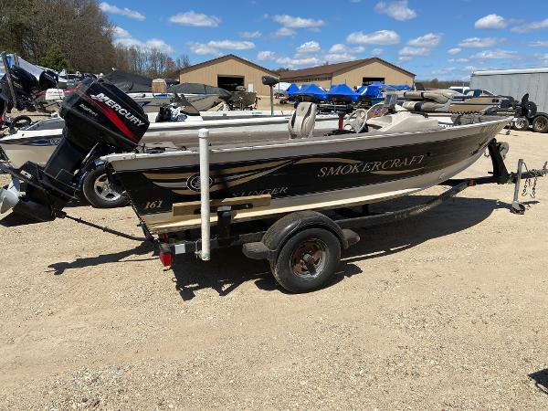 2001 SMOKER CRAFT 161 STINGER for sale