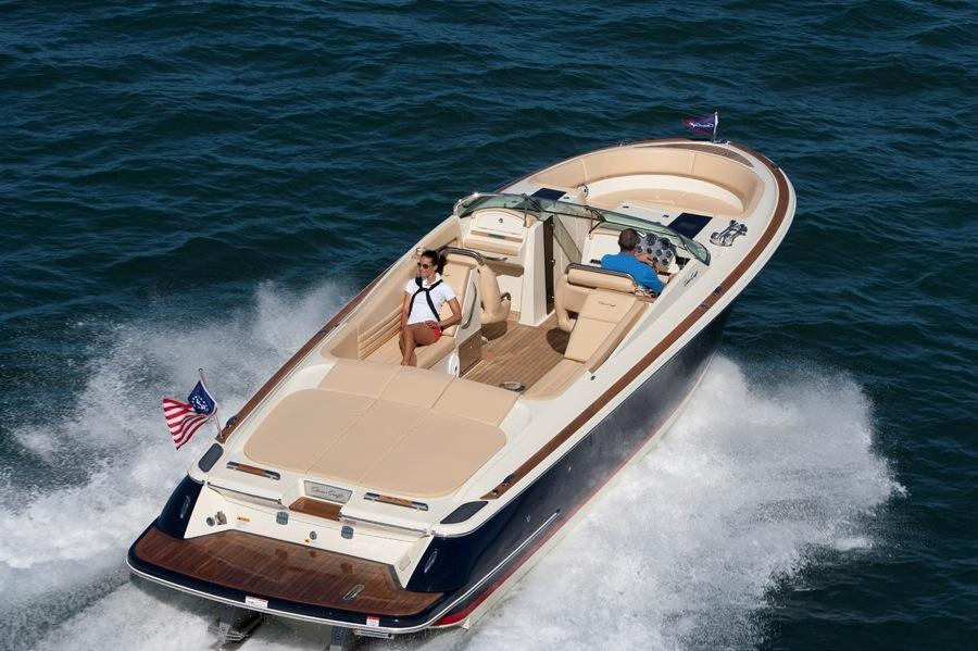 Chris-Craft Launch 34 Heritage Edition