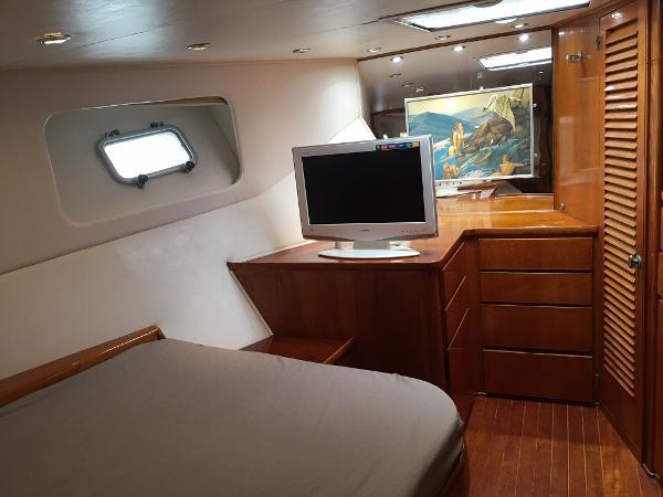 Sparkman & Stephens Custom Trawler Brokerage Maine