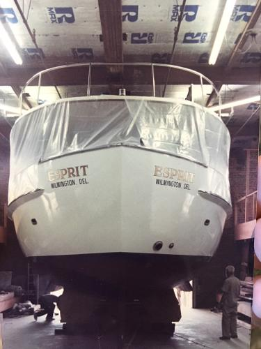 Sparkman & Stephens Custom Trawler For Sale Connecticut
