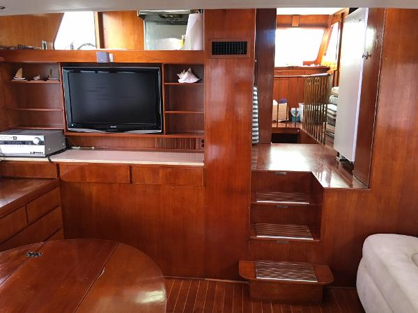 Sparkman & Stephens Custom Trawler Sell Brokerage