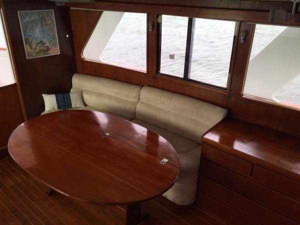 Sparkman & Stephens Custom Trawler Buy Sell
